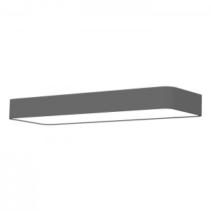 SOFT LED graphite 60x20 kinkiet 9522 Nowodvorski Lighting