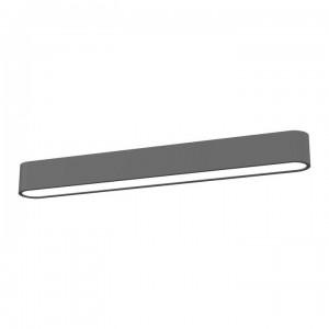 SOFT LED graphite 60x6 plafon 9537 Nowodvorski Lighting