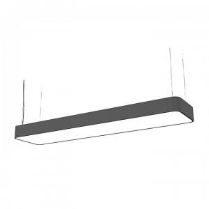 SOFT LED graphite 90x20 zwis 9542 Nowodvorski Lighting
