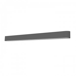 SOFT LED graphite 90x6 kinkiet 9524 Nowodvorski Lighting