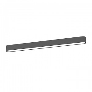 SOFT LED graphite 90x6 plafon 9536 Nowodvorski Lighting
