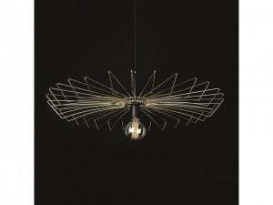 UMBRELLA gold-black 8874 Nowodvorski Lighting
