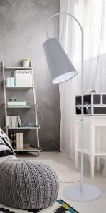 WIRE gray podłogowa 3078 TK Lighting