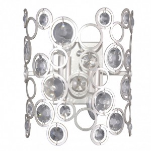 NARDO champagne silver WL-33064-2-CH.S Italux