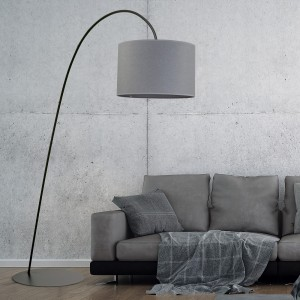 ALICE gray podłogowa 6818 Nowodvorski Lighting