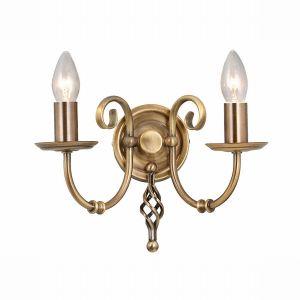 ARTISAN aged brass ART2 AB Elstead Lighting