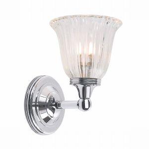AUSTEN polished chrome BATH/AUSTEN1 PC Elstead Lighting