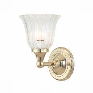 AUSTEN polished brass BATH/AUSTEN1 PB Elstead Lighting