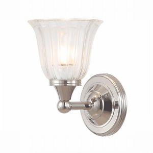 AUSTEN polished nickel BATH/AUSTEN1 PN Elstead Lighting