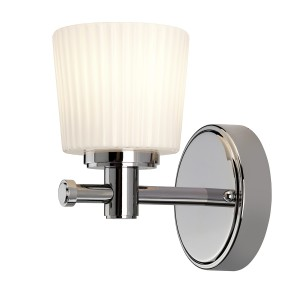 BINSTEAD LED polished chrome BATH/BN1 Elstead Lighting