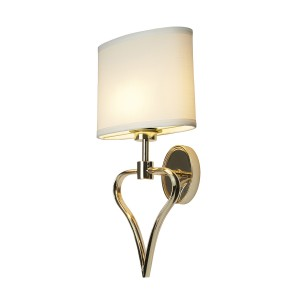 FALMOUTH Led french gold BATH-FALMOUTH-FG Elstead Lighting