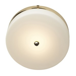 TAMAR L Led polished gold BATH/TAM/F/L PG Elstead Lighting