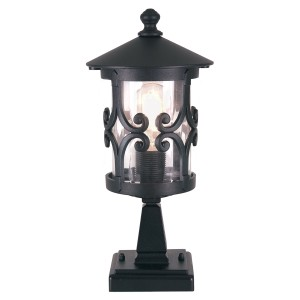 HEREFORD black BL12 Elstead Lighting
