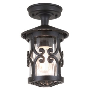 HEREFORD black BL13A BLACK Elstead Lighting
