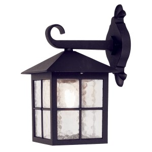 WINCHESTER black BL18 Elstead Lighting