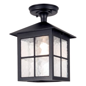 WINCHESTER black BL18A Elstead Lighting