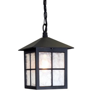 WINCHESTER black BL18B BLACK Elstead Lighting