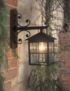 WINCHESTER black BL19 Elstead Lighting