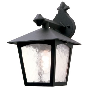 YORK black BL2 Elstead Lighting