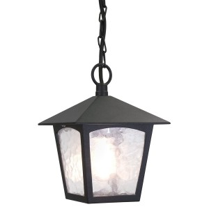 YORK black BL6B Elstead Lighting