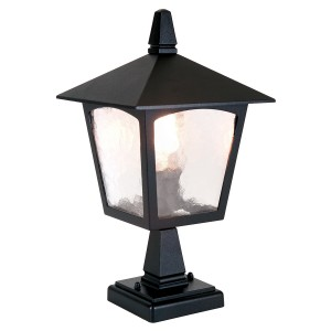 YORK black BL7 Elstead Lighting