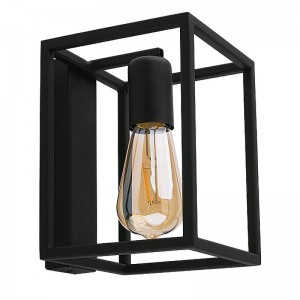 CRATE black kinkiet 9046 Nowodvorski Lighting