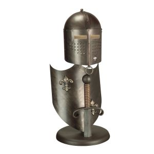 CRUSADER burnished bronze CRUSADER/TL BBRZ Elstead Lighting