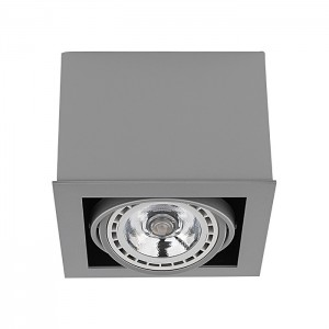 BOX ES111 grey I 9496 Nowodvorski Lighting