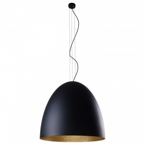 EGG XL black-gold 9026 Nowodvorski Lighting