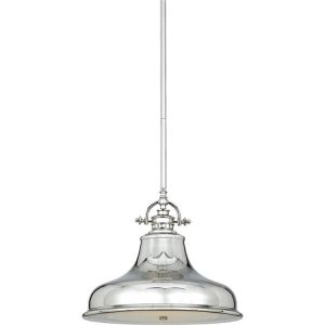 EMERY imperial silver QZ-EMERY-P-M-IS Quoizel