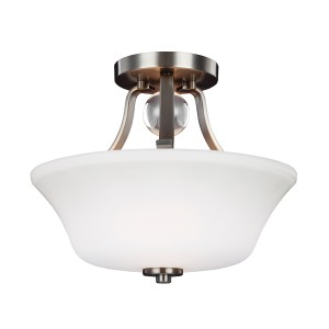 EVINGTON satin nickel FE-EVINGTON-SF-SN Feiss