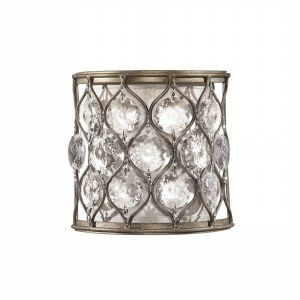LUCIA burnished silver FE/LUCIA1 Feiss