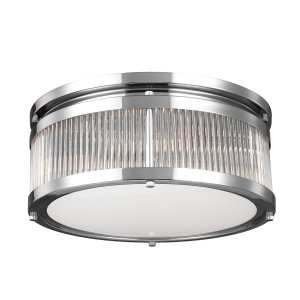 PAULSON LED polished chrome FE/PAULSON/F/M Feiss