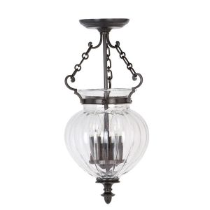 FINSBURY PARK old bronze FP/P/S OB Elstead Lighting