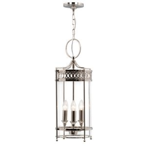 GUILDHALL polished nickel GH/P PN Elstead Lighting
