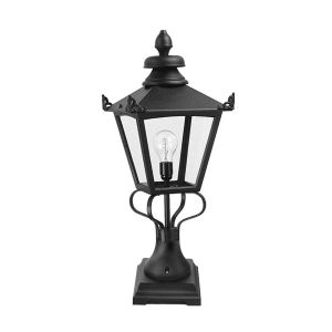 GRAMPIAN black GN1 Elstead Lighting