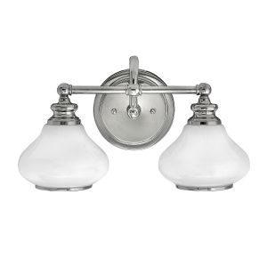 AINSLEY Led polished chrome HK/AINSLEY2 BATH Hinkley