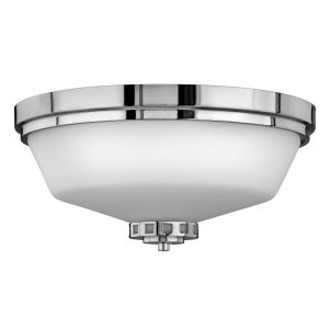 ASHLEY polished chrome HK/ASHLEY/F BATH Hinkley Lighting