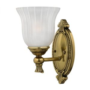 FRANCOISE burnished brass HK/FRANCOI1 BATH Hinkley Lighting