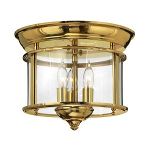 GENTRY polished brass HK-GENTRY-F-PB Hinkley Lighting