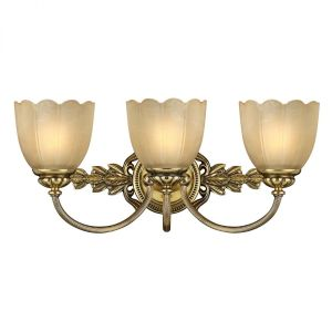 ISABELLA burnished brass HK/ISABELA3 BATH Hinkley Lighting