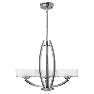 MERIDIAN brushed nickel HK/MERIDIAN3 Hinkley