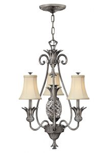 PLANTATION Led polished antique nickel HK/PLANT3 PL Hinkley