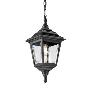 KERRY black KERRY CHAIN Elstead Lighting
