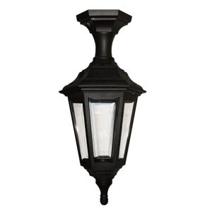 KINSALE black KINSALE PORCH Elstead Lighting