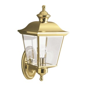 BAY SHORE polished brass KL/BAY SHORE1/M Kichler