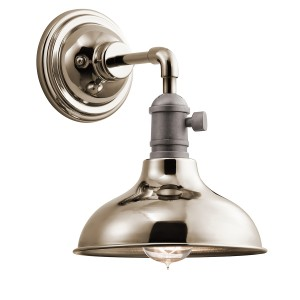COBSON polished nickel KL/COBSON1 PN Kichler