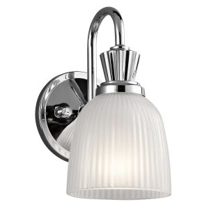 CORA Led polished chrome KL/CORA1 BATH Kichler