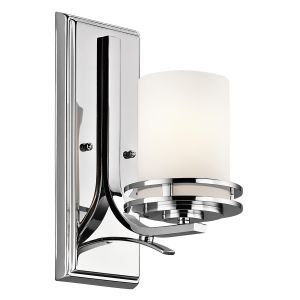 HENDRIK Led polished chrome KL/HENDRIK1 BATH Kichler