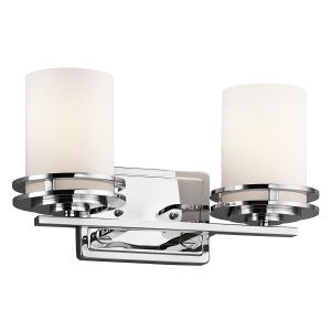 HENDRIK Led polished chrome KL/HENDRIK2 BATH Kichler